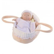 Baby Carry Cot & blanket
