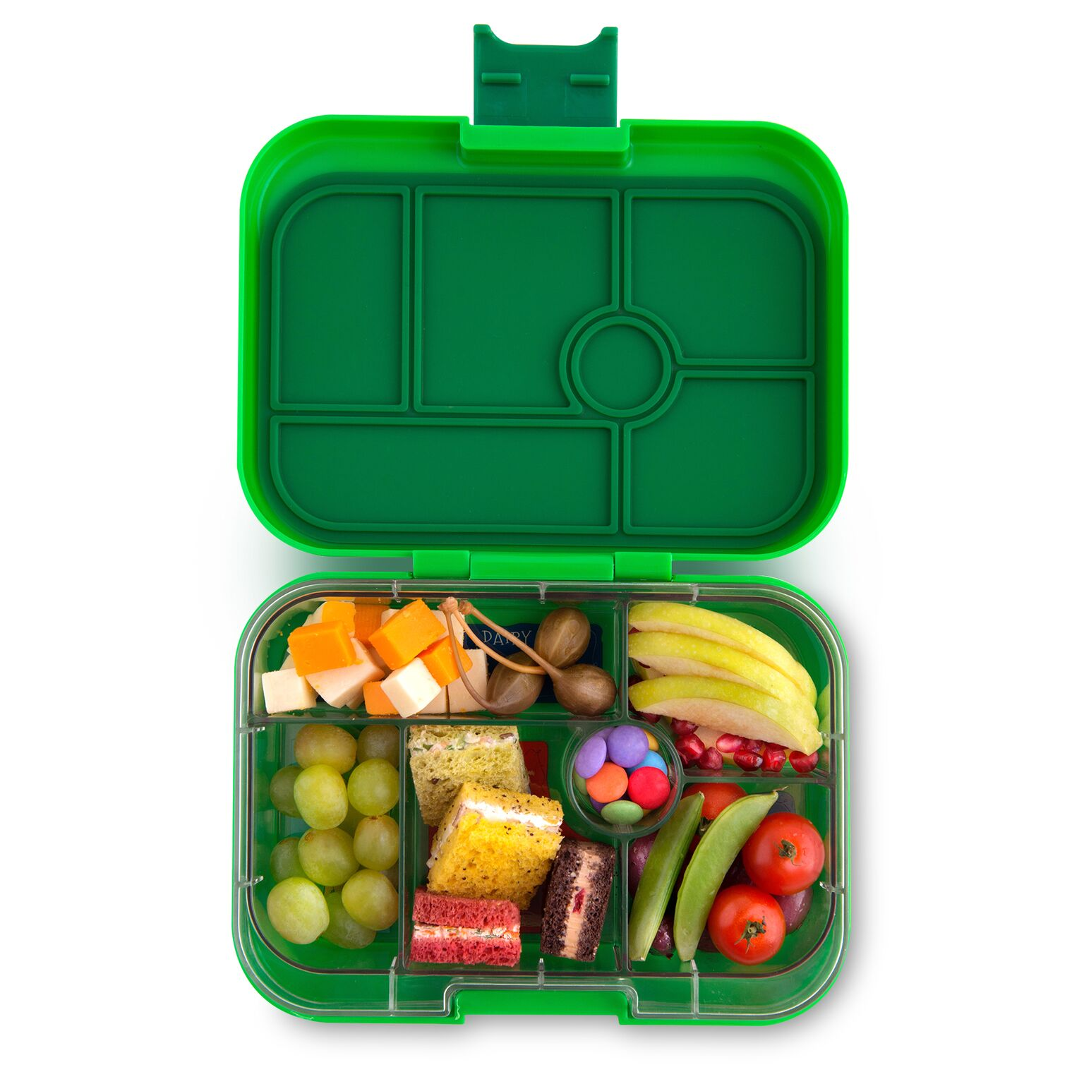 yumbox original terra green little lola boutique. Black Bedroom Furniture Sets. Home Design Ideas
