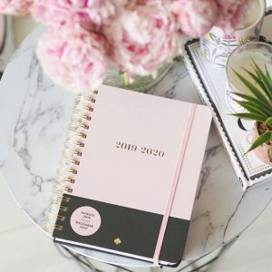 KATE SPADE PLANNERS 2020