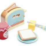 Le Toy Van - Wooden Toaster Set